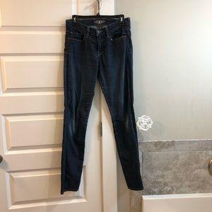 VGUC lucky brand Sofia skinny jeans